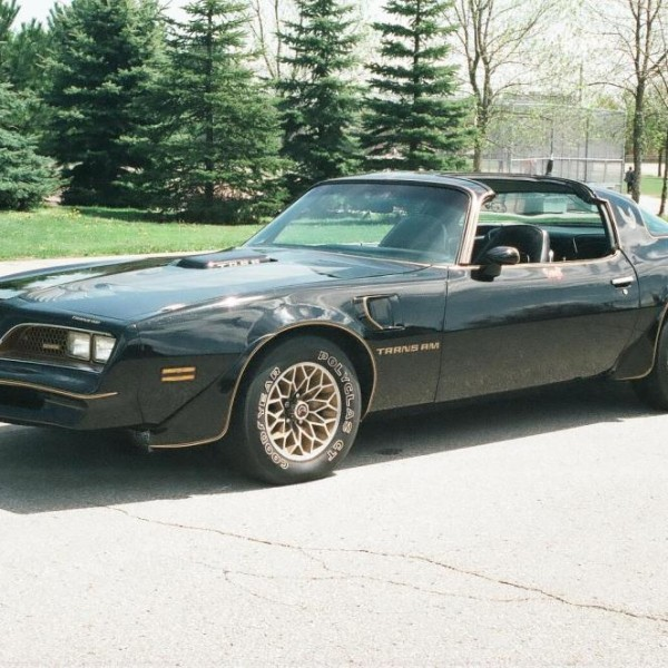 Burt Reynolds' Trans Am