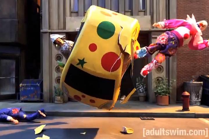 Clown Car Collision