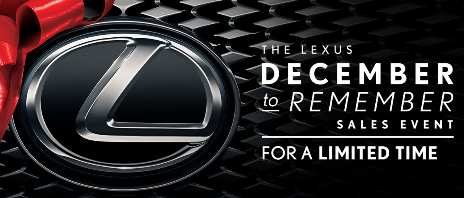 Do U201cDecember To Rememberu201d Holiday Advertisements Work For Lexus