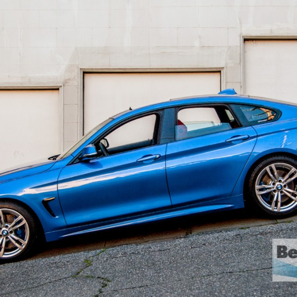 Lease Bmw 428i: REVIEW: 2014 BMW 428i Gran Coupe