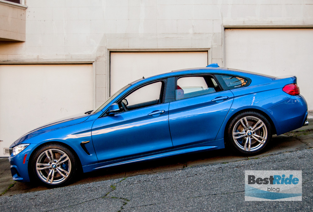 review 2014 bmw 428i gran coupe something special bestride. Black Bedroom Furniture Sets. Home Design Ideas