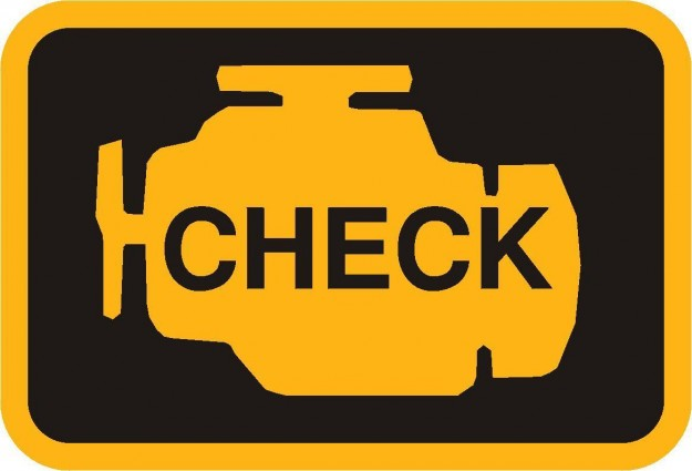 Why Is My Check Engine Light On? The 5 Most Common Causes