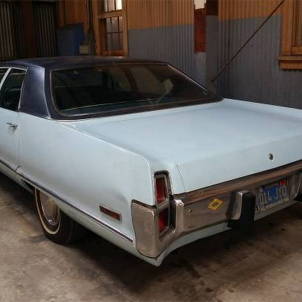 Found On Craigslist: Time For A Guzzler