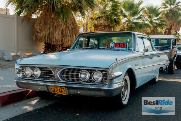 At The Auction – 1960 Edsel Ranger