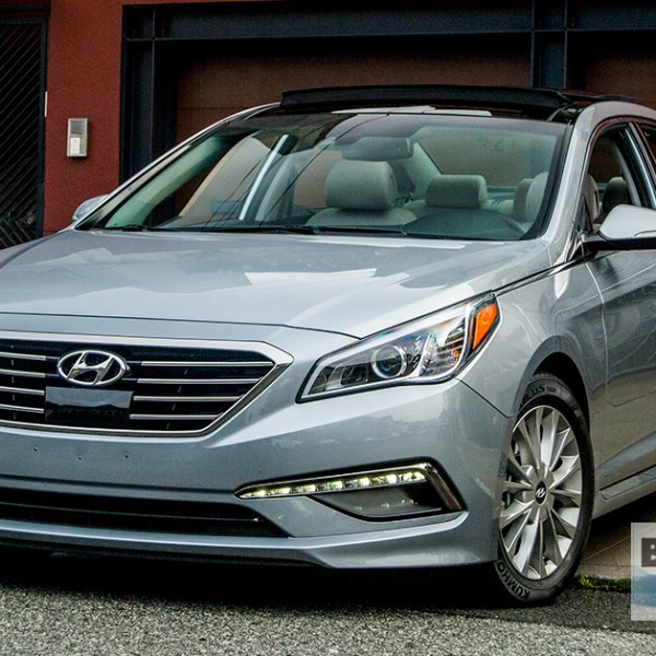 review 2015 hyundai sonata limited stylish and firm best ride blog. Black Bedroom Furniture Sets. Home Design Ideas