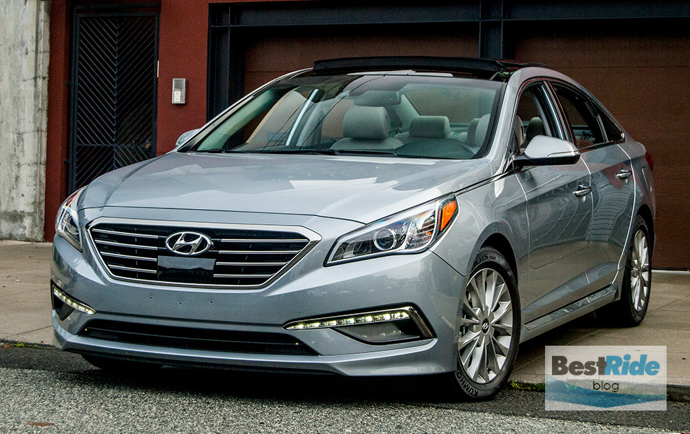 Review 2017 Hyundai Sonata Limited From Upstart To Evergreen