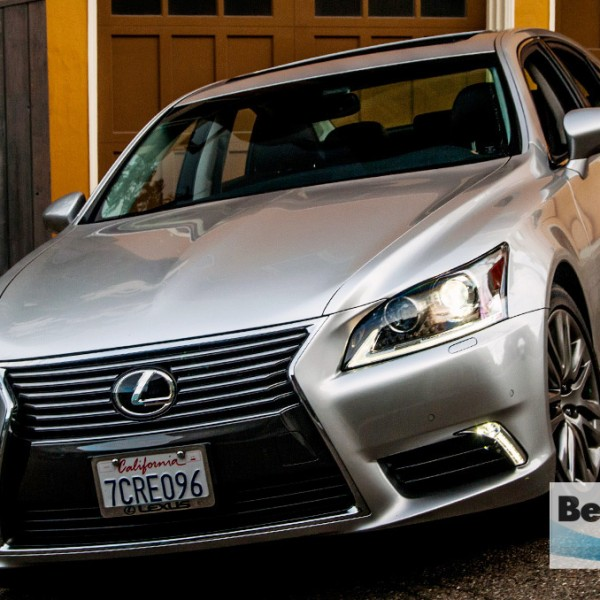 REVIEW: 2014 Lexus LS460 -