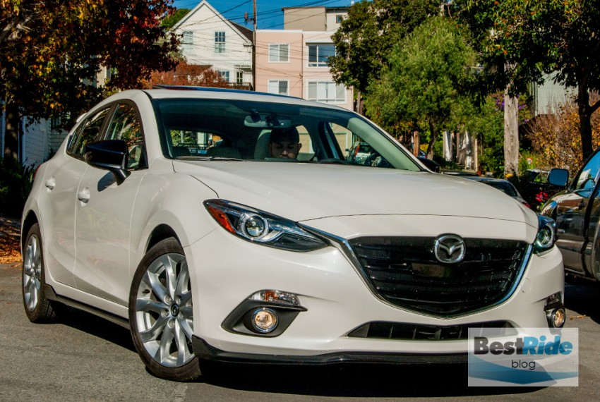 review 2015 mazda3 grand touring best ride midnight oil auto blog. Black Bedroom Furniture Sets. Home Design Ideas