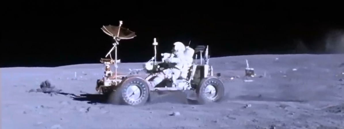 moon buggy 7 facts