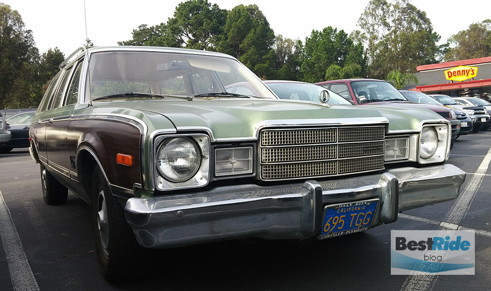 In The Wild 1977 Plymouth Volare Premier Wagon Blogs