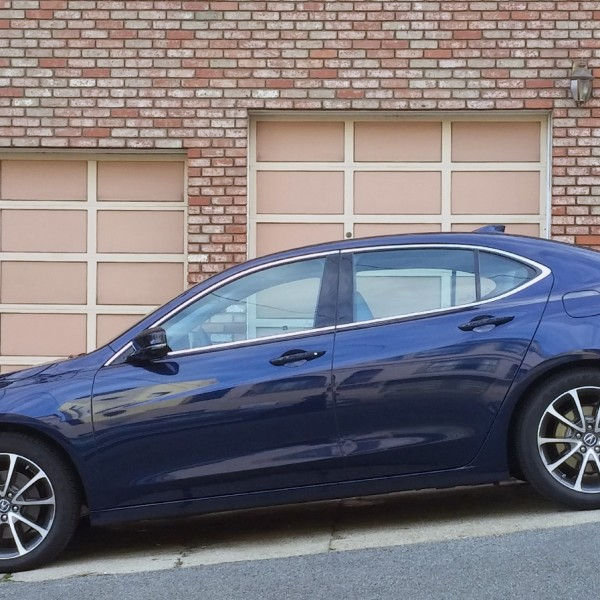 Acura Tlx Pricing: REVIEW: 2015 Acura TLX SH-AWD - Uncommon Competence