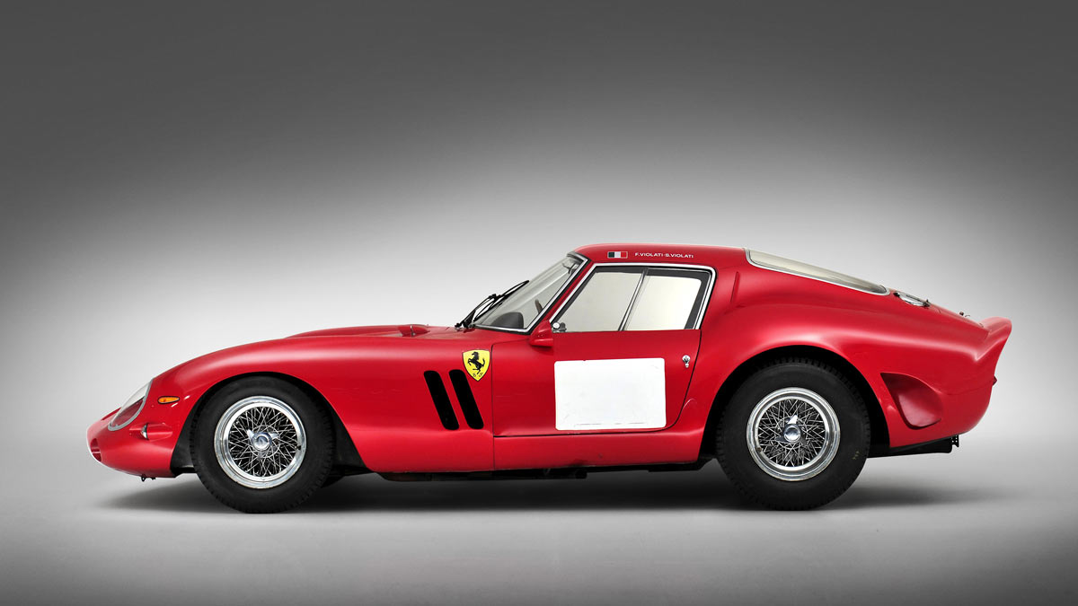 Classic Cars Set an All Time Auction High in 2014 | | BestRide