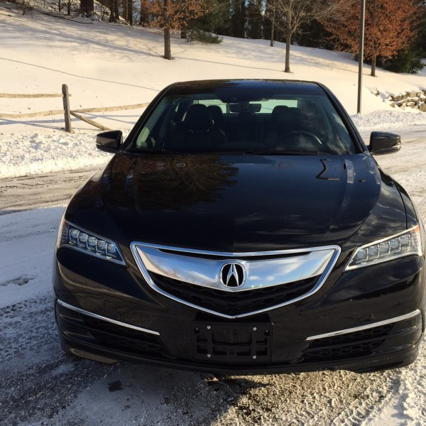 REVIEW: 2015 Acura TLX Is A Little Taste Of Luxury