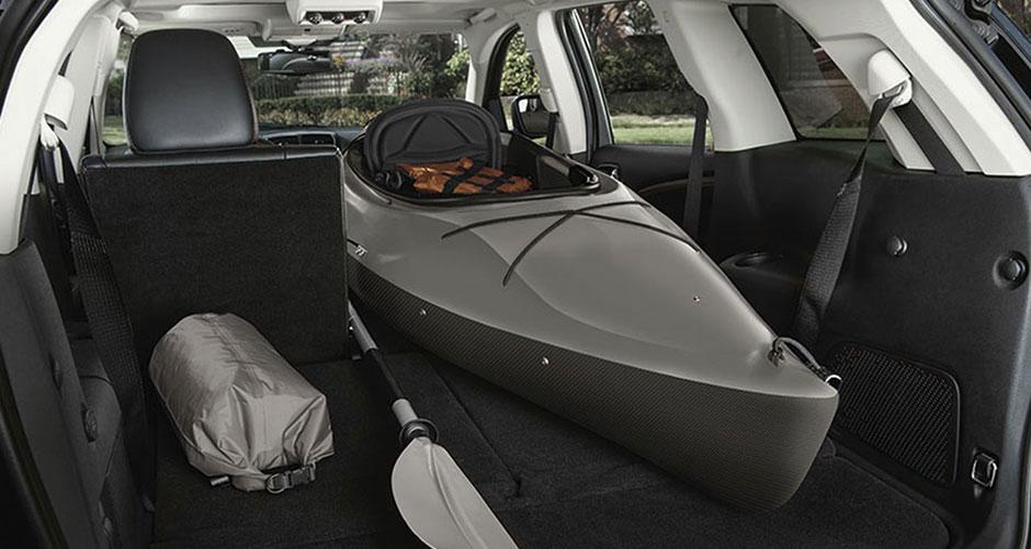 2015 Dodge Journey fold flat seating