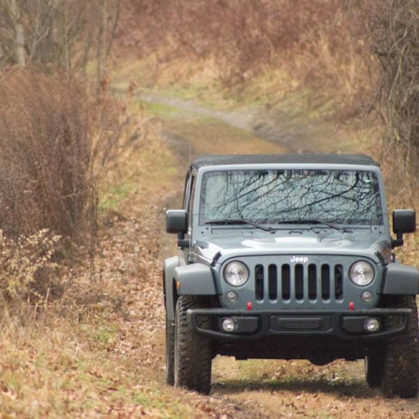 REVIEW: 2015 Jeep Wrangler Rubicon