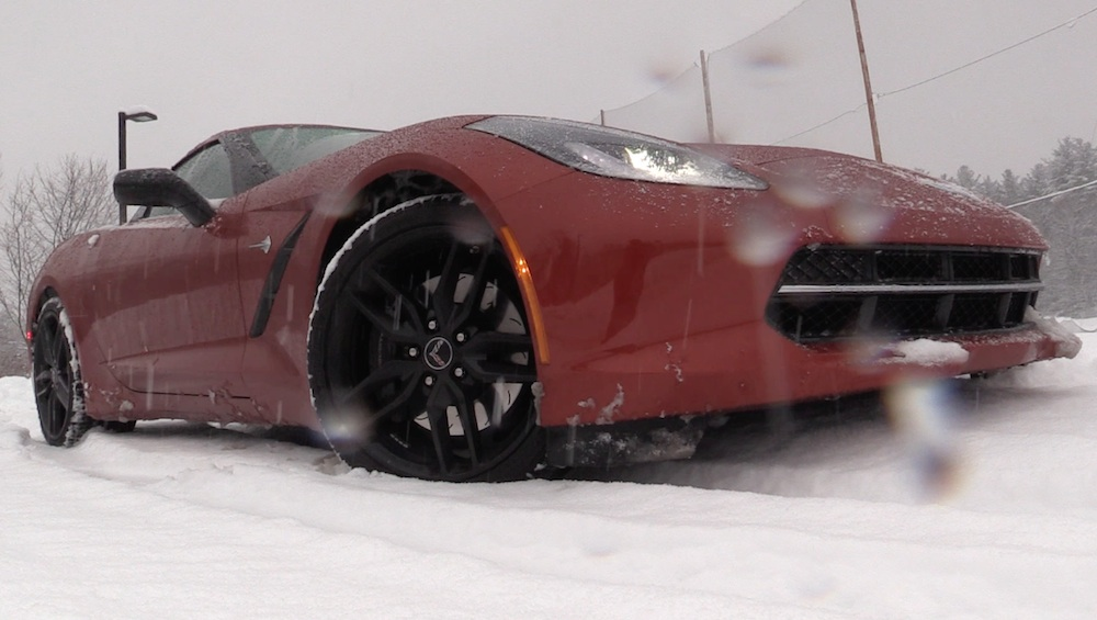how to drive in snow without winter tires