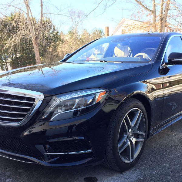 Mercedes Benz S550: REVIEW: 2014 Mercedes-Benz S550 Is A Stunning Luxury Sedan