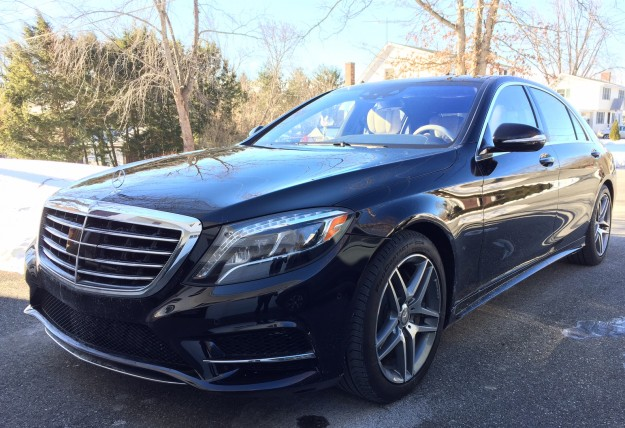 REVIEW: 2014 Mercedes-Benz S550 Luxury and Elegance Galore