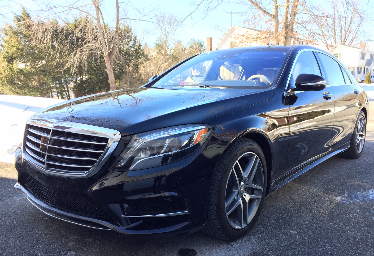 Review 2014 mercedes benz s550 is a stunning luxury sedan for Mercedes benz s550 reviews