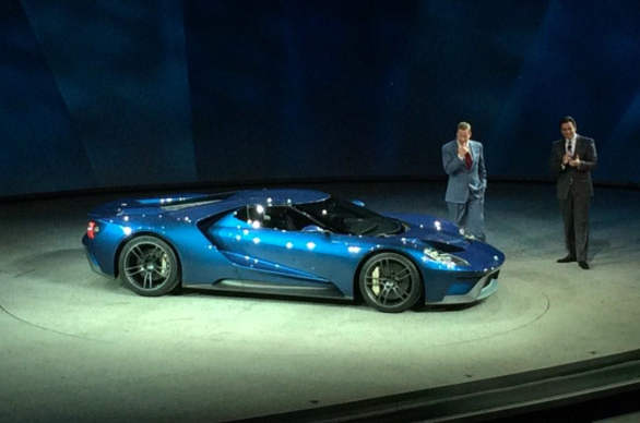 Ford GT NAIAS