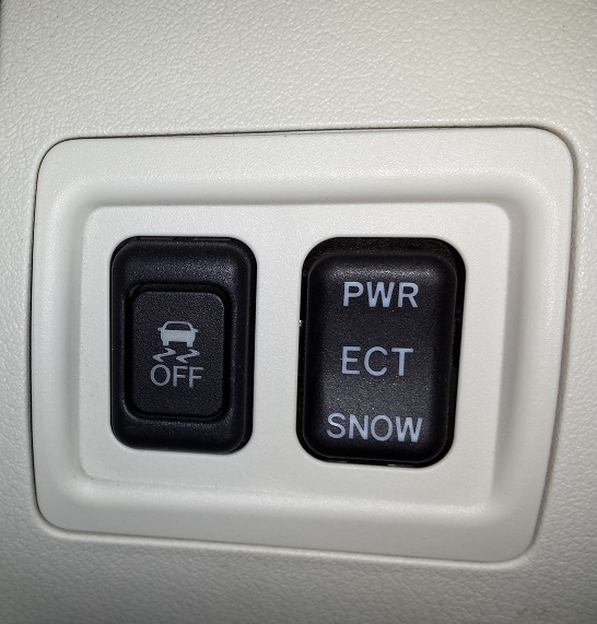Make driving in snow easier by using this magic button your car may