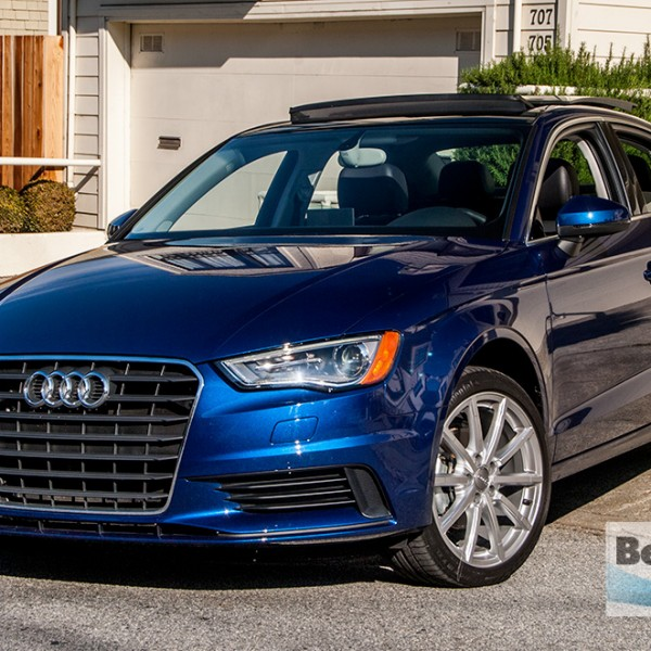 Used Audi In Chicago: REVIEW: 2015 Audi A3 TDI - Classy Efficiency