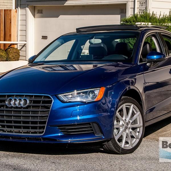 REVIEW: 2015 Audi A3 TDI - Classy Efficiency