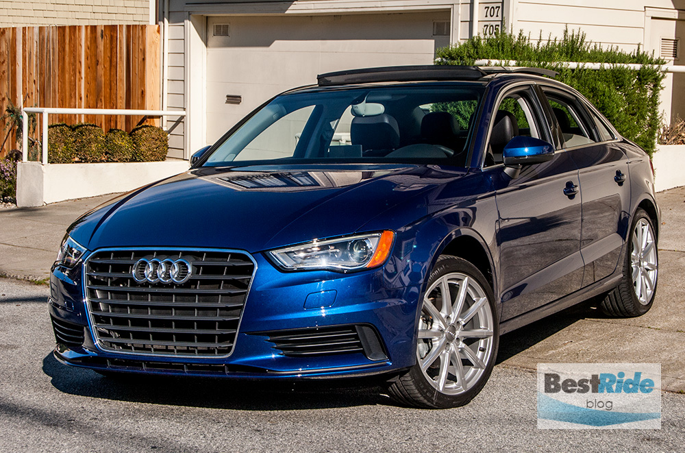 Review 2015 Audi A3 Tdi Classy Efficiency Bestride
