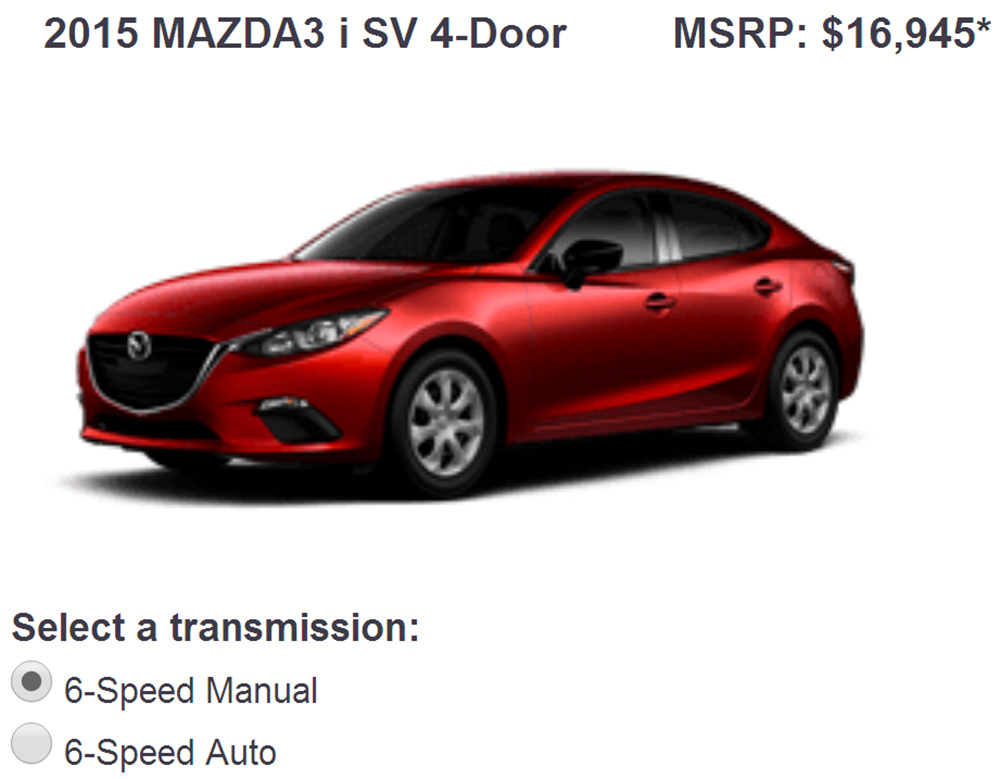review 2015 mazda3 grand touring bestride. Black Bedroom Furniture Sets. Home Design Ideas