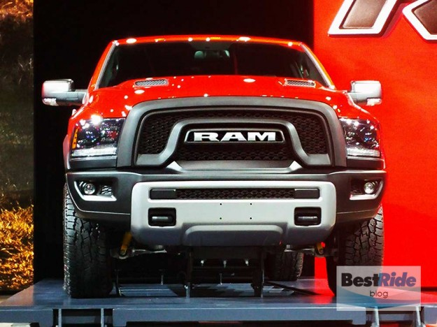 Four Pickup Trucks To Watch in 2015