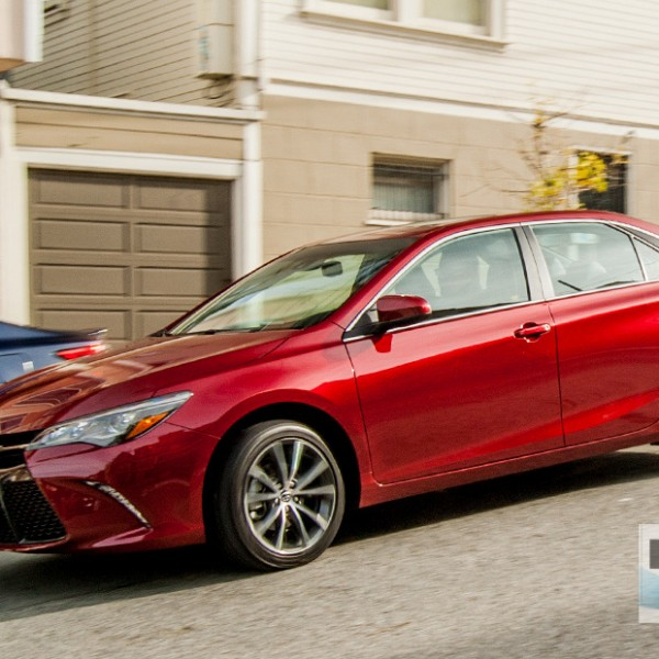 REVIEW: 2015 Toyota Camry XSE