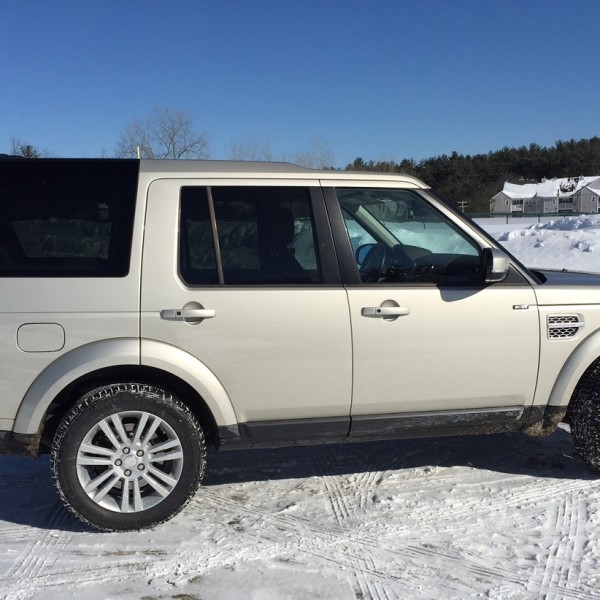 REVIEW: 2014 Land Rover LR4 Is The Luxury SUV For Off-Road