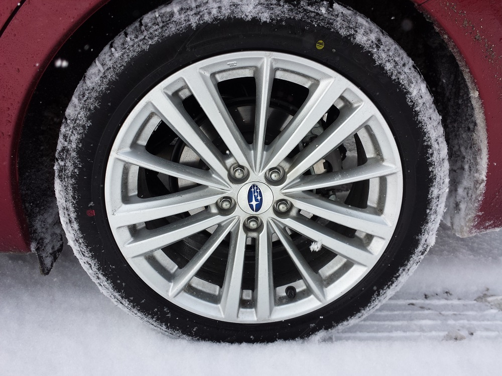 AWD vs snow tires