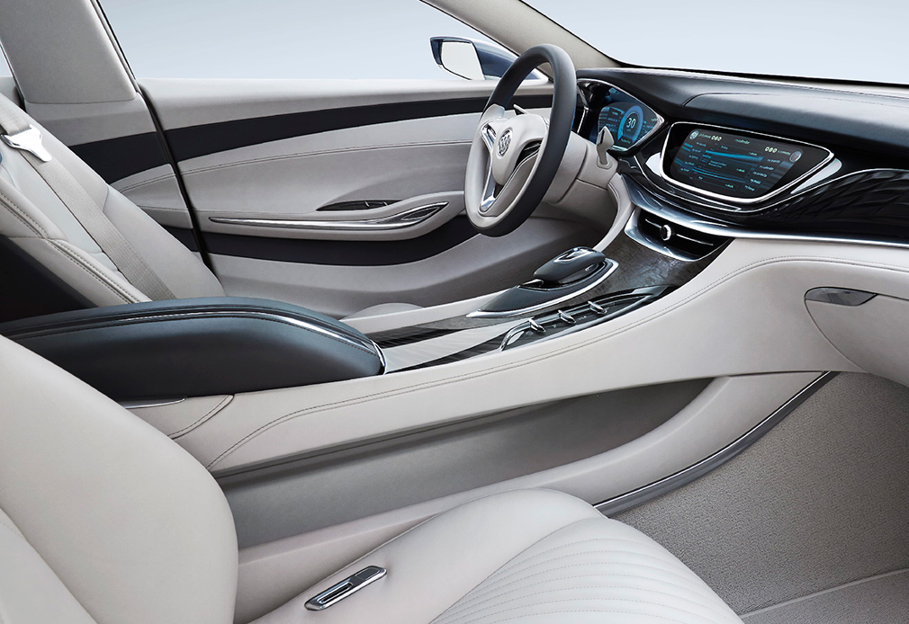 Concepts 2015 Avenir Is The Thoroughly Modern Buick Bestride