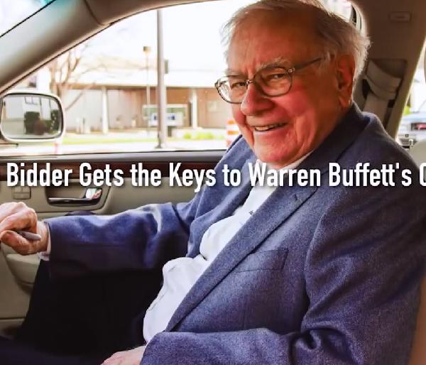 Warren Buffett's Cadillac DTS