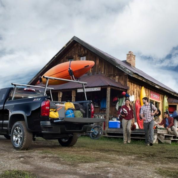 Chevy Colorado top market