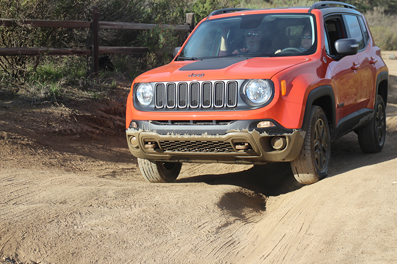 2015 Jeep Renegade photo