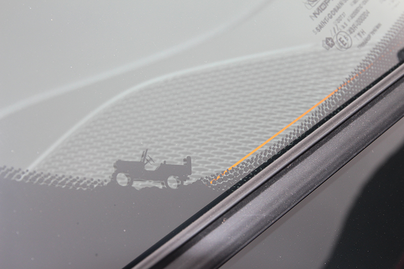 Jeep Renegade easter egg photo
