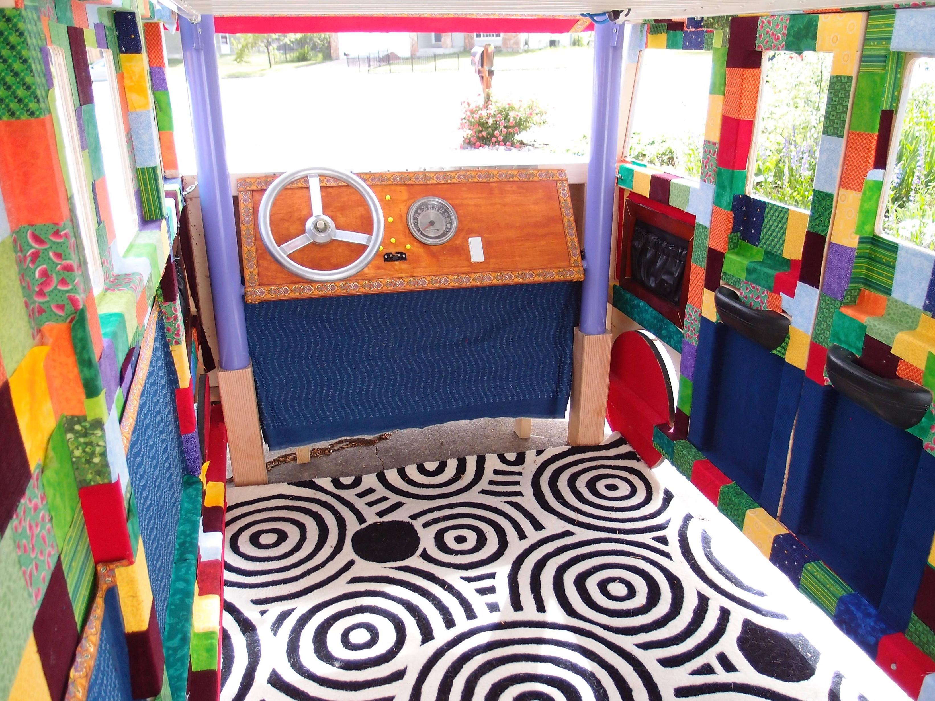 This Dude Built His Daughter A Vw Microbus Bunk Bed For 100 And