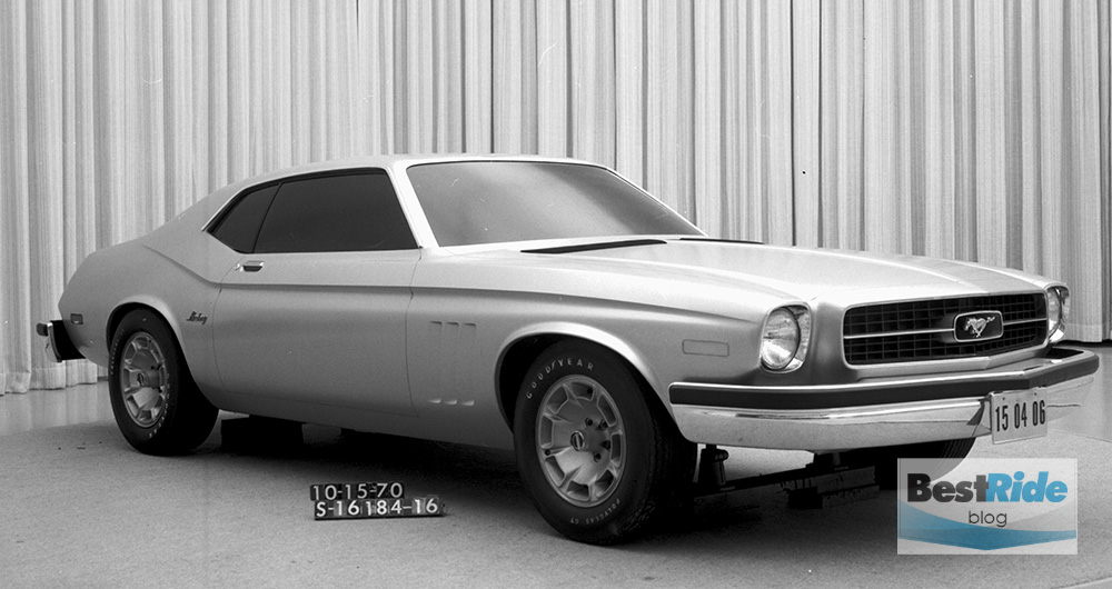 1974 Mustang II: From Sketch to Production