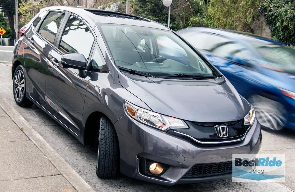 Build A Honda Fit