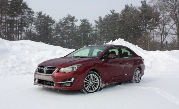 All-Wheel Drive vs. Snow Tires:  Which Matters More?