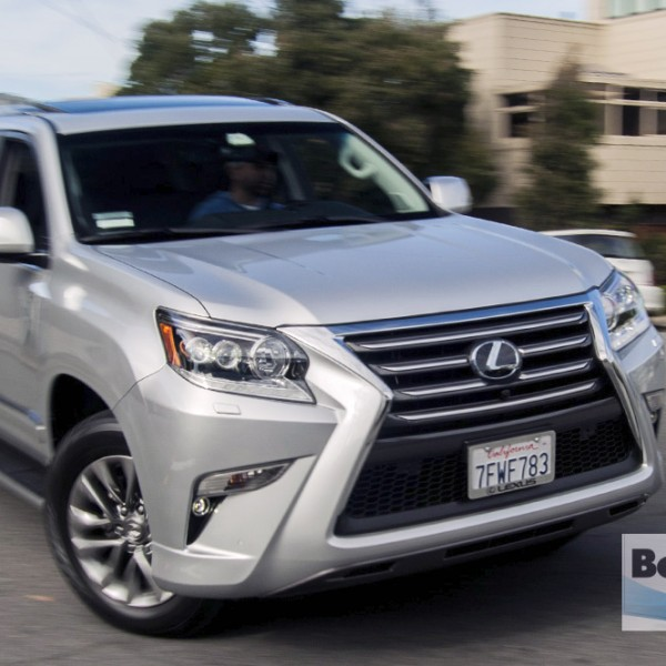 review lexus gx 460 luxury sturdy and posh bestride. Black Bedroom Furniture Sets. Home Design Ideas