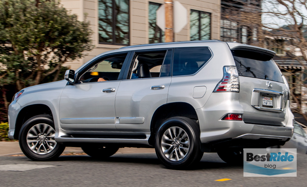 REVIEW: Lexus GX 460 Luxury - Sturdy And Posh | BestRide