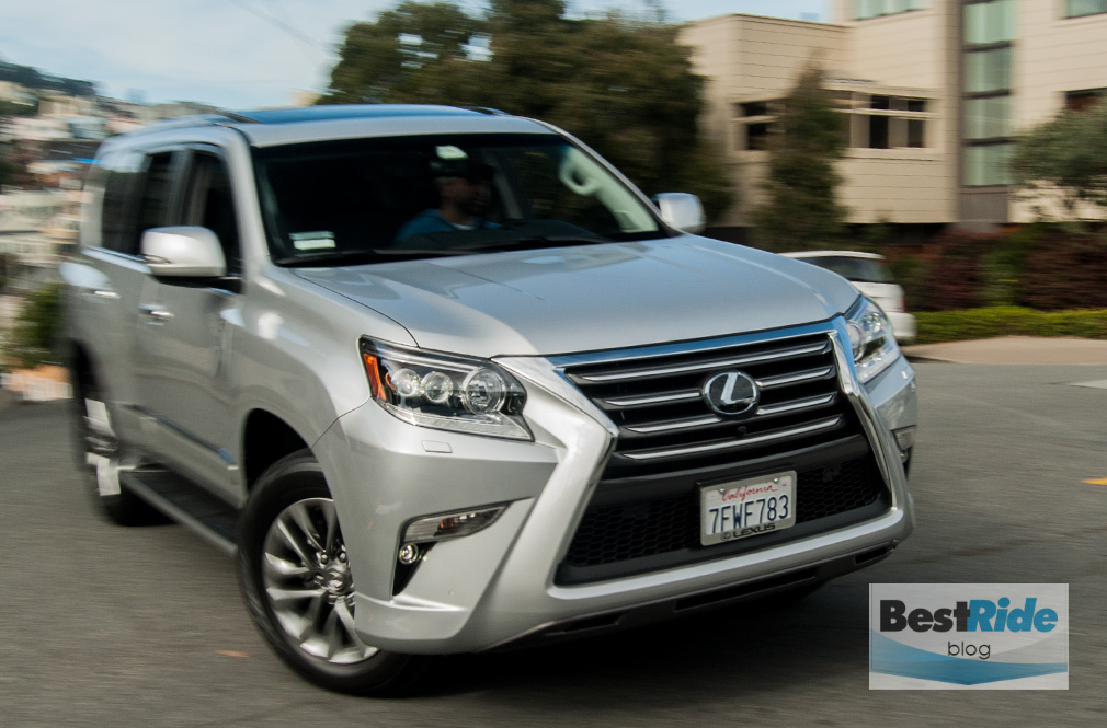 review lexus gx 460 luxury sturdy and posh best ride. Black Bedroom Furniture Sets. Home Design Ideas