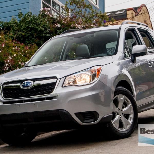 We Car: REVIEW: 2015 Subaru Forester 2.5i Premium