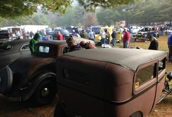 Sad Day In New England Car Guy History The Amherst NH Antique Auto - New england car show