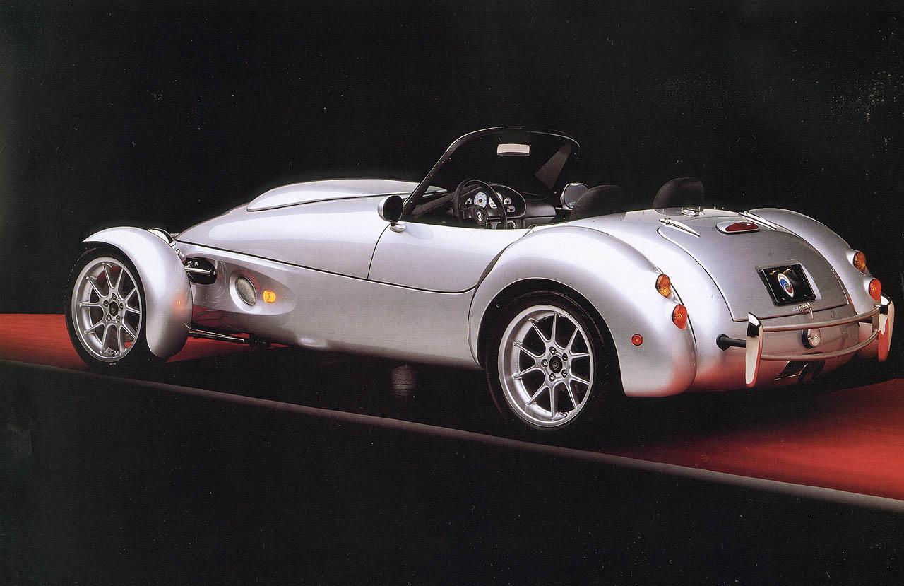 1999 Panoz AIV Roadster r3q