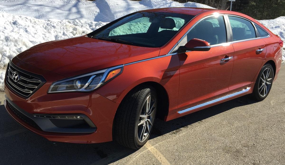 2015 Hyundai Sonata Styling Review 2017 2018 Best Cars Reviews