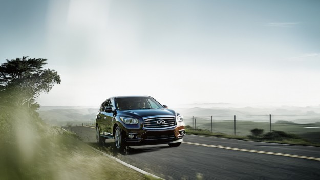 REVIEW: 2015 Infiniti QX60 AWD